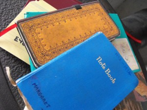 What's in a notebook 3 - Margaret Hawkins